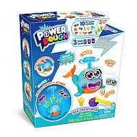 """Ігровий набір пластиліну Power Dough """"Морські тварини"""" з ефектами світла та звука Sea Creatures (273005)"""