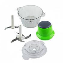 Подрібнювач-блендер для кухні 5в1, фото 2