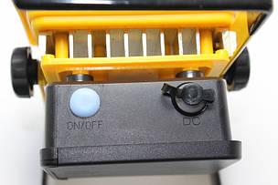 Прожектор переносной Led 204 Zikon ZK-933, фонарь зикон, ручной прожектор, туристический фонарь, фото 2