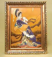 "Фарфоровая картина ""Гейша"" (Pavone) JP-24/17"