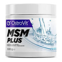 Хондропротектор для суставов и связок OstroVit MSM Plus (300 g)