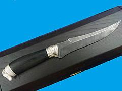 Подарочный футляр для ножа, из древесины вяза, фото 3