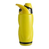 Бутылка для воды с носиком для питья 650 мл, Желтый - su 957557