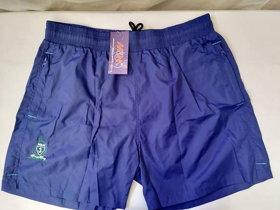 Шорты купальные мужские SAME GAME 003 синий(есть 54 56 58 размеры), фото 2