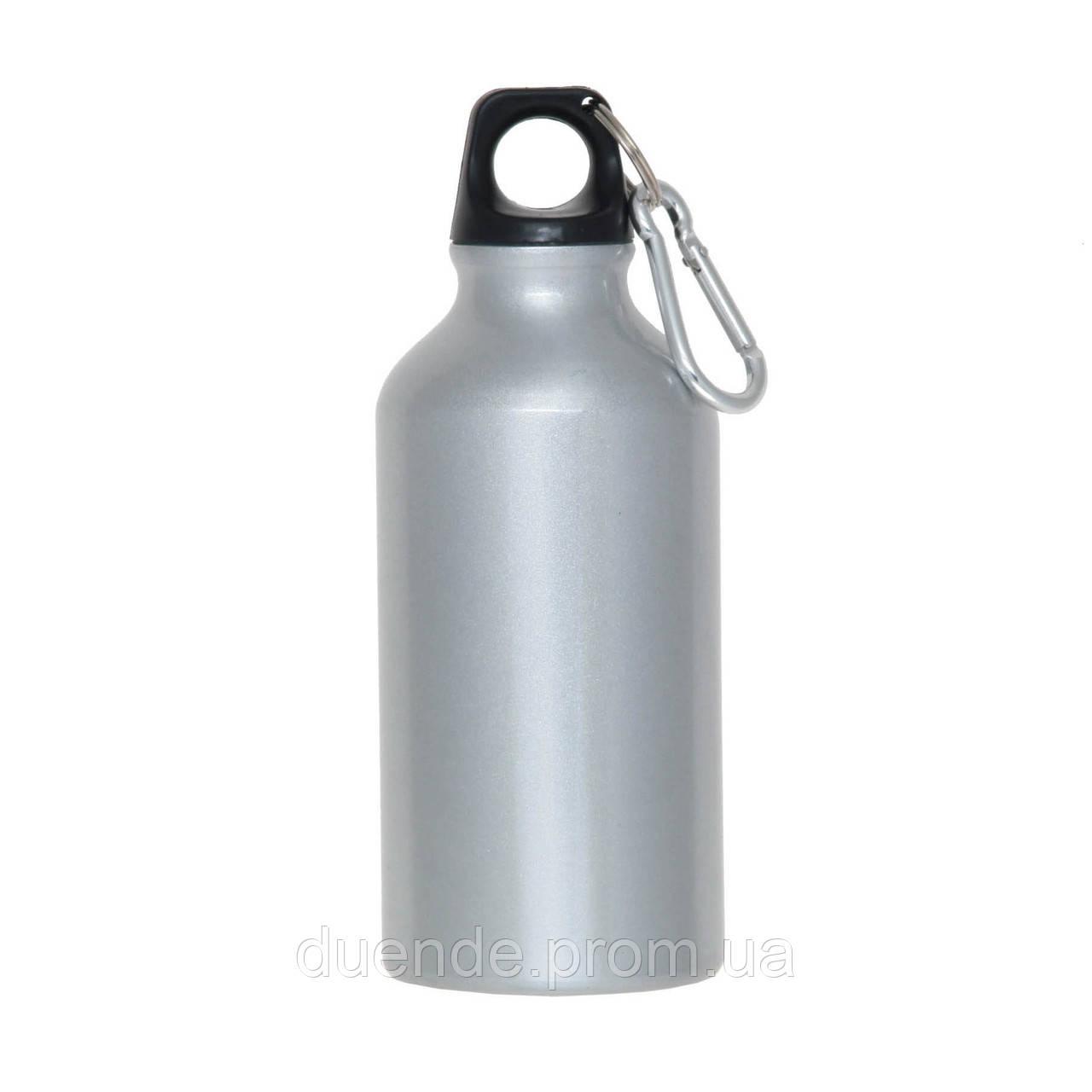 Пляшка для води в алюмінієвому корпусі 450 мл / su 90603044