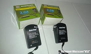 Адаптер 12V 3А 7in1 668 Преобразователь напряжения с переходниками