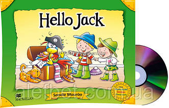 Английский язык / Hello Jack / Pupil's Book. Учебник с диском/ Macmillan