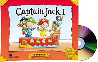 Английский язык / Captain Jack / Pupil's Book. Учебник с диском, 1/ Macmillan