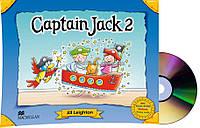 Английский язык / Captain Jack / Pupil's Book. Учебник с диском, 2/ Macmillan