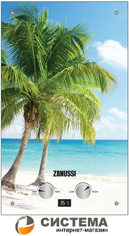 Газовая Колонка Zanussi Gwh 10 Glass Paradiso