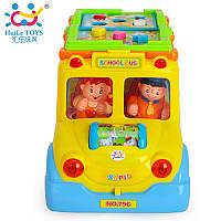"""Игрушка Huile Toys """"Школьный автобус"""", фото 1"""