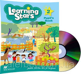 Английский язык / Learning Stars / Pupil's Book. Учебник с диском, 2/ Macmillan