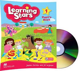 Английский язык / Learning Stars / Pupil's Book. Учебник с диском, 1/ Macmillan