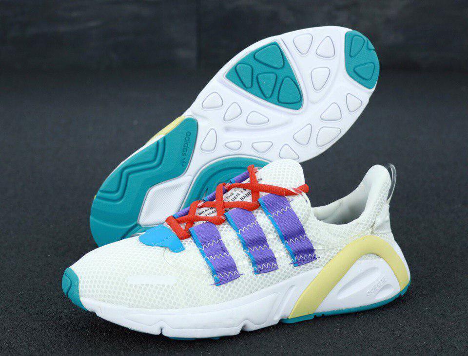 Кроссовки мужские Adidas Lexicon 31316 белые