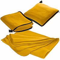 Плед - подушка Radcliff, цвет Желтый / su 44277508