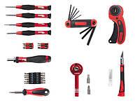 Набор инструментов для мастерской и хобби Powerfix