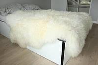 Меховое покрывало из  ламы под заказ