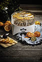 Сушильный аппарат для овощей, фруктов, грибов Mesko MS 6657, 5 лотков, мощность 800вт, фото 6