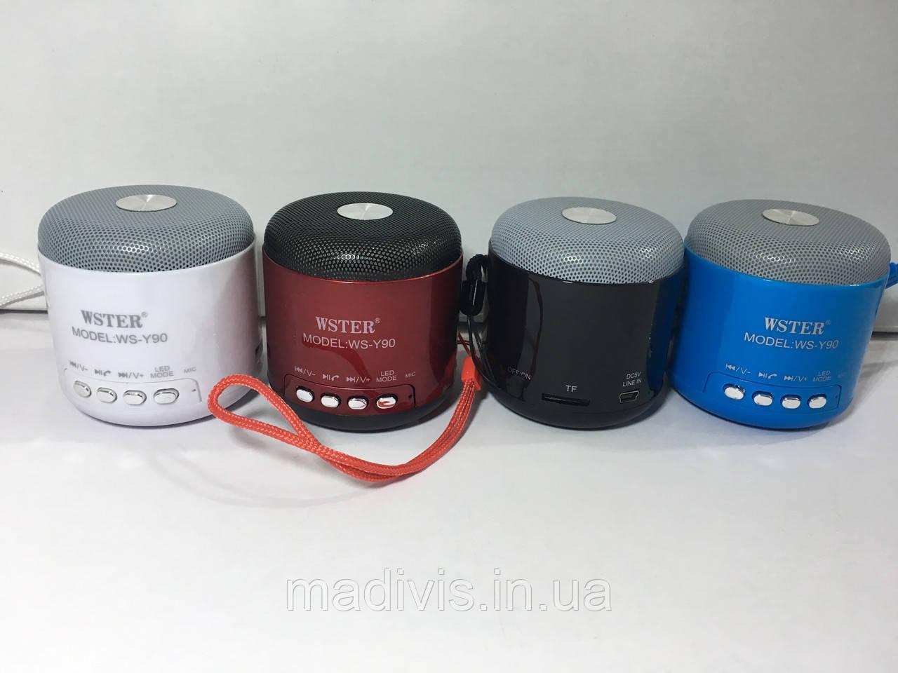 Колонка портативная WS-Y90