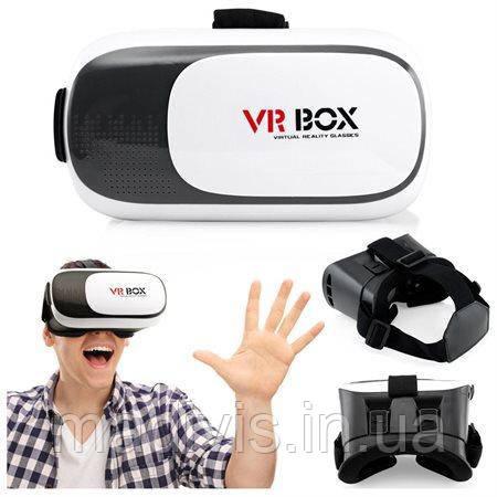 3D очки виртуальной реальности (VR BOX 2)
