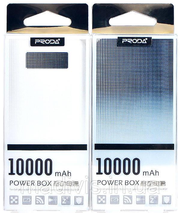 Power Bank PRODA 10000 mAh