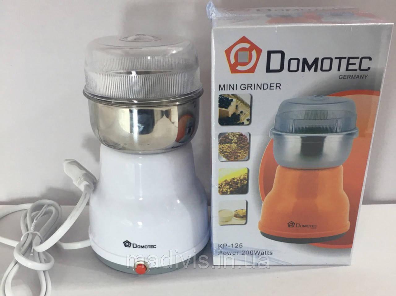 Кофемолка Domotec Kitchin Plus KP-125