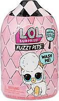 LOL Fuzzy Pets Makeover L.O.L. SURPRISE S5 W2 Пушистый питомец ЛОЛ 5 сезон 2 волна