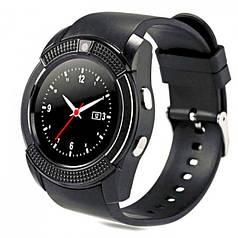 Смарт-часы Smart Watch Phone V8 Black