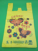 Майка п\э 32*58 Пчелки ''Комсерв'' (100 шт)заходи на сайт Уманьпак