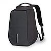 Рюкзак - Антивор Bobby Bag с USB Travel Bag ,Рюкзак с разъемом usb для зарядки Оригинал, фото 10