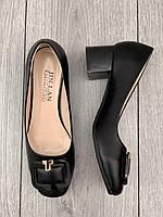 Туфли женские 8 пар в ящике черного цвета 36-41, фото 3