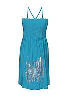 Модный сарафан на резиночках  STAR для летнего отдыха