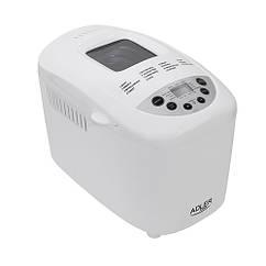 Хлебопечь Adler AD 6019 мощность 850 Вт