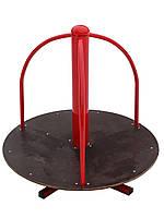 Карусель трёхместная для катания стоя КР-605, фото 1