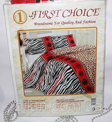 Сімейний комплект постільної білизни First Choice