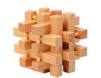 """Головоломка из дерева """"куб"""""""