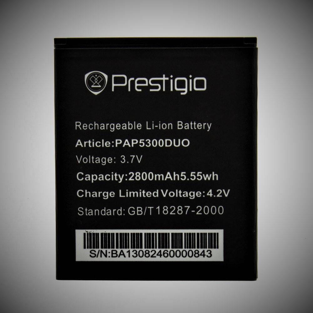 Аккумулятор Prestigio PAP5300 Duo