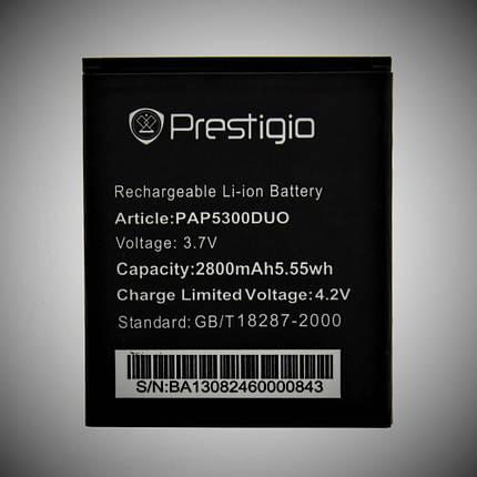 Аккумулятор Prestigio PAP5300 Duo, фото 2