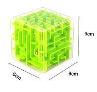 Головоломка куб лабиринт, фото 1