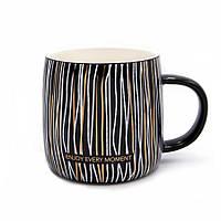 Керамическая чашка Enjoy every moment Olena Redko
