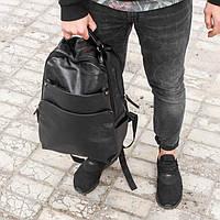 Рюкзак кожаный mod.BROM портфель, фото 1