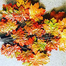 Кленовый осенний лист., фото 2