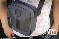 Мужская сумка через плечо Puma Formula через плечо