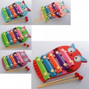 Деревянная игрушка Ксилофон, фото 2