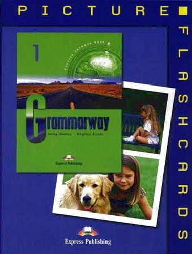 Grammarway 1 Flashcards