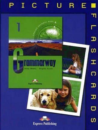 Grammarway 1 Flashcards, фото 2