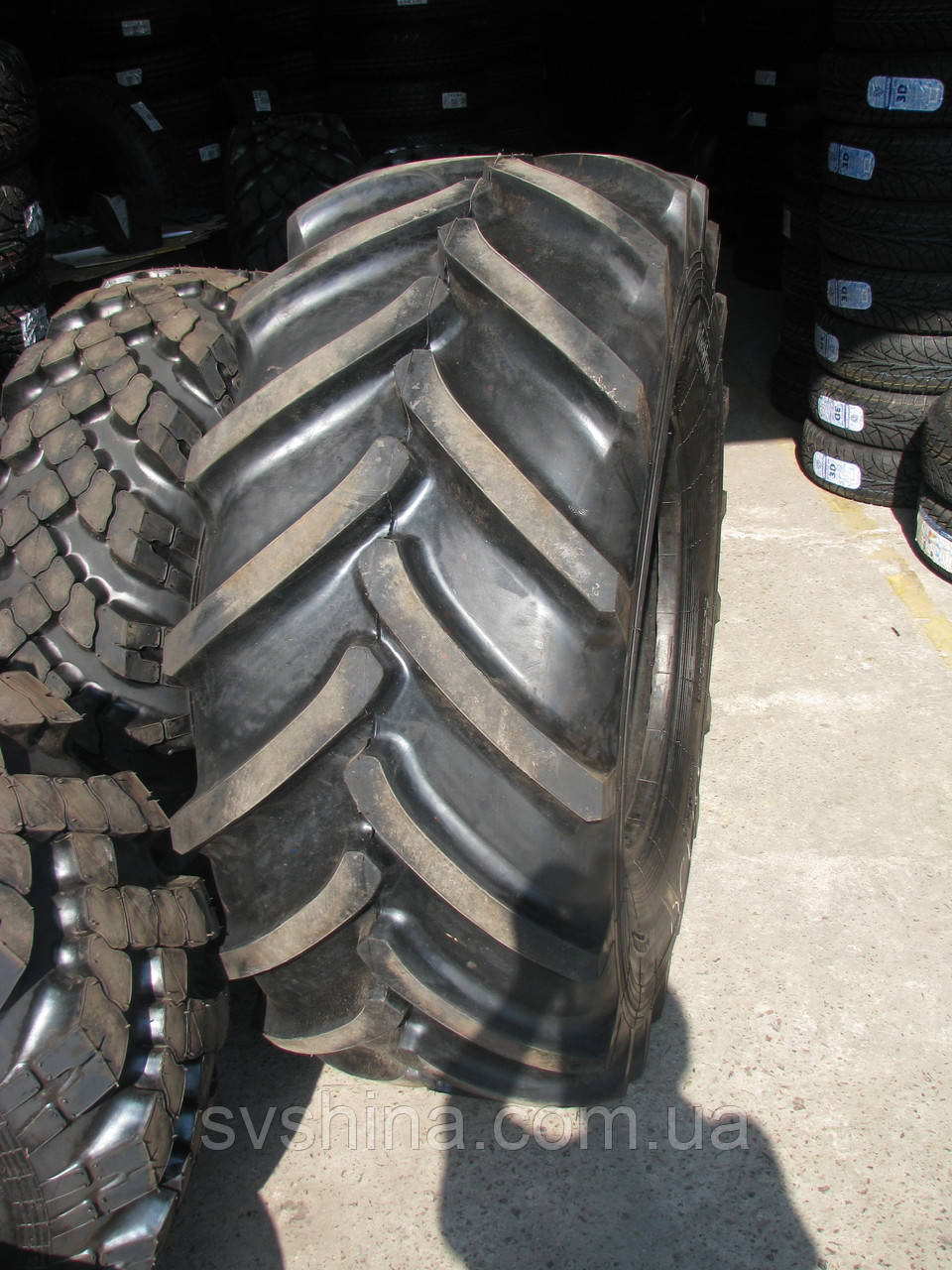 Сільгосп шини 21.3 R24 (530R610) Росава UTP-14, 12 нс.