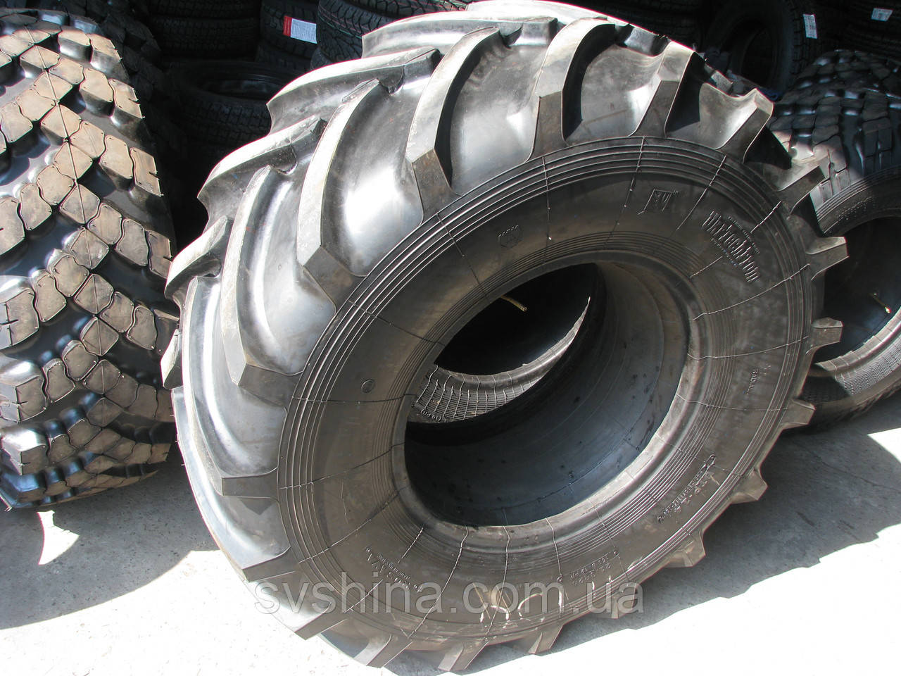 Сельхоз шины 21.3 R24 (530R610) Росава UTP-14, 10 нс.