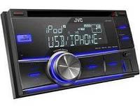 CD/USB автомагнитола  2din JVC KW-R500EY