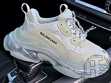 Женские кроссовки Balenciaga Triple S Clear Sole Grey 541624 W09E1 9000, фото 3